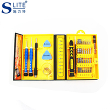 цена на Slite Multi-function Repair Tool For iPhone Cellphone Computer maintenance Screwdriver set