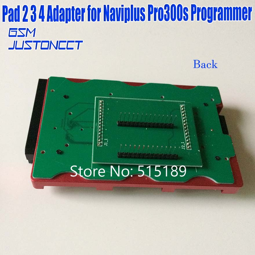 ipad 234 adapter for Naviplus Pro3000s programmer - GSMJUSTONCCT -B3