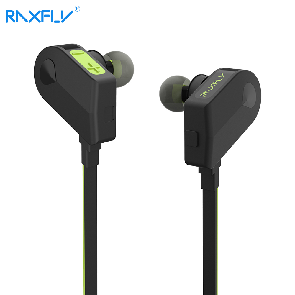 RAXFLY Bluetooth Earphone Magnetic Switch Wireless Earphone For iPhone Samsung Xiaomi Noise Cancelling Headset Microphone Earbud magnetic switch bluetooth wireless sport earphone sweatproof stereo noise cancelling headset for huawei honor 6c 6x 6a v9