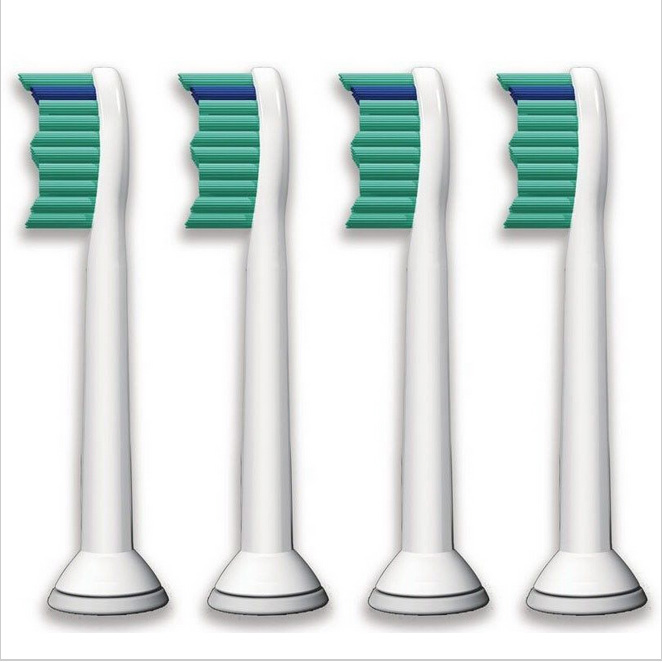 20pcs/lot Replacement Toothbrush Heads for Philips Sonicare ProResults HX6013/66 HX6530  HX9340 HX6930 HX6950 HX6710 HX9140 electric toothbrush replacement heads fits for philips proresults sonicare hx6730 hx6942 p hx 6013