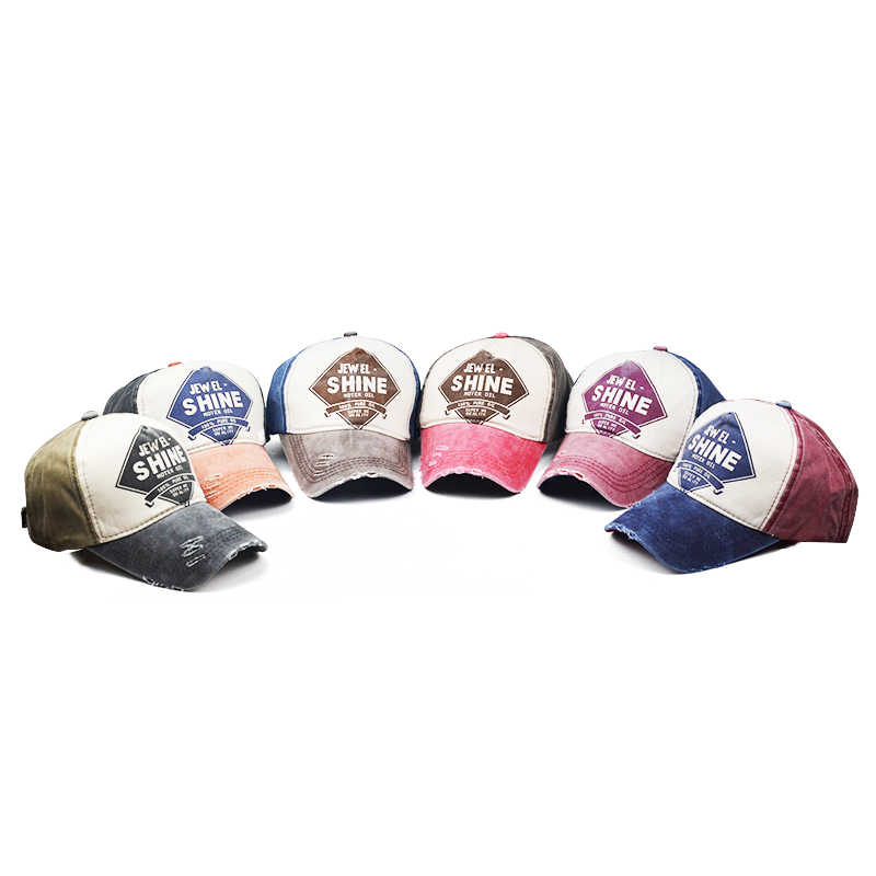 c0e882dd091fc6 ... Jewel Shine fashion Baseball Cap Men and Women Bone Snapback Caps Truck  Driver Cap Climbing gorra