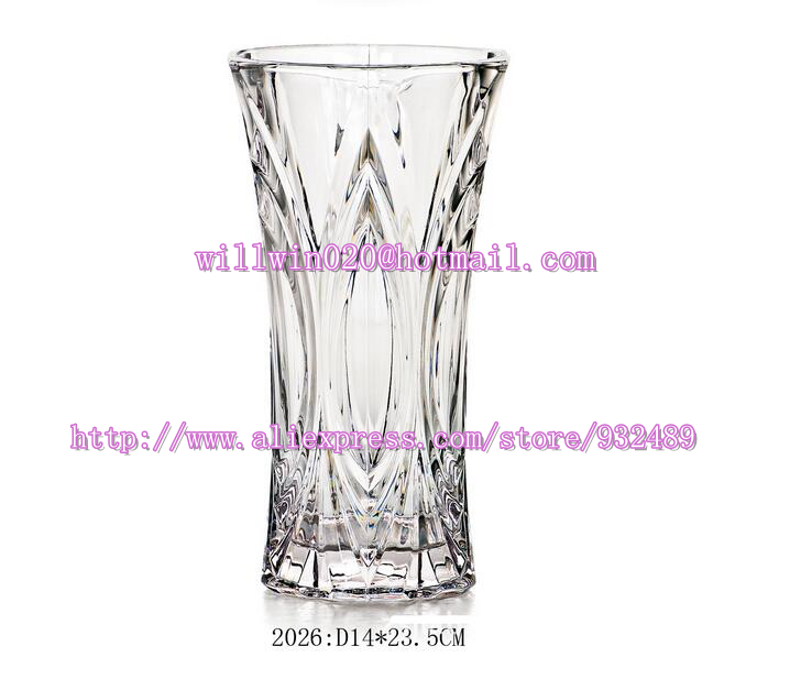 Fashion Design Bulk Wholesale Cheap Large Small Round Glass Clear