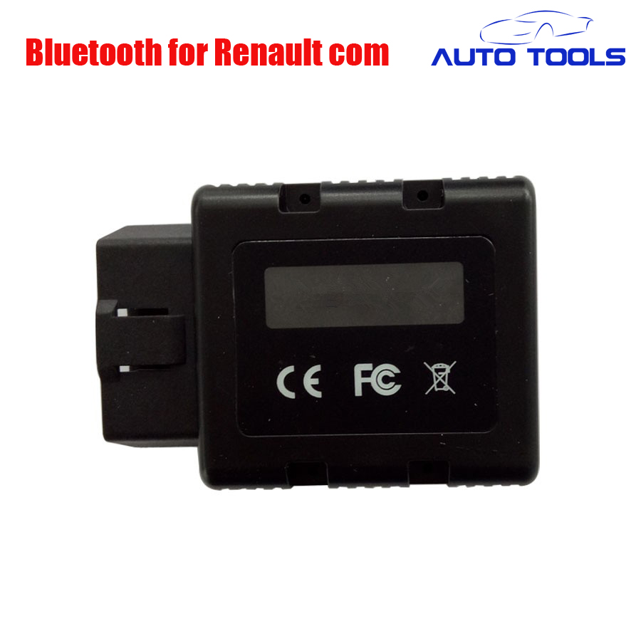 For Renault-COM For Renault Com Bluetooth Diagnostic Programming Scan Tool for Renault Replacement for Renault Can Clip ami exclusively for yoox com толстовка
