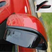Specchio laterale Pioggia Neve Guard Sun Visor vent Fit esterno Per TOYOTA RAV4 2009-2011 2 pz per set