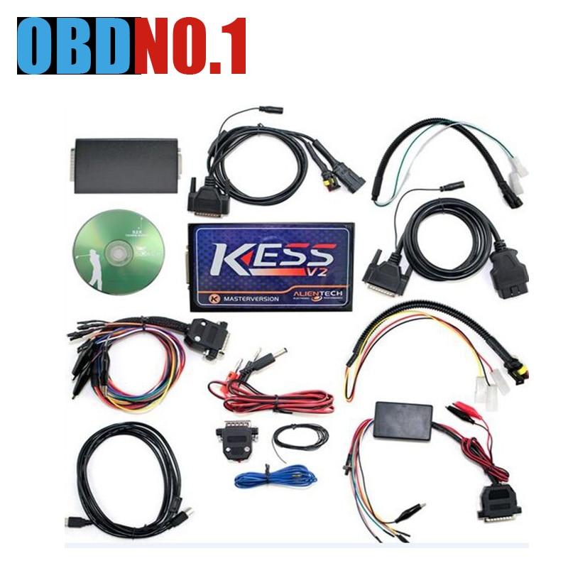 imágenes para ZOLIZDA V2.32 V4.036 Nuevo Lanzamiento Kess V2 Kess V2 Kess Maestro de Alta Calidad No Token Limitado Soporte Multi-idiomas