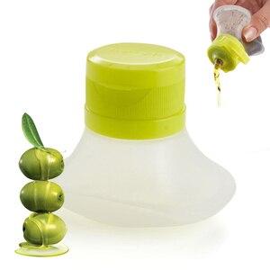 Image 4 - Портативная силиконовая бутылка для соуса, крем, масло, джем, кетчуп, салатная бутылка, бутылки для приправ, инструменты для украшения торта