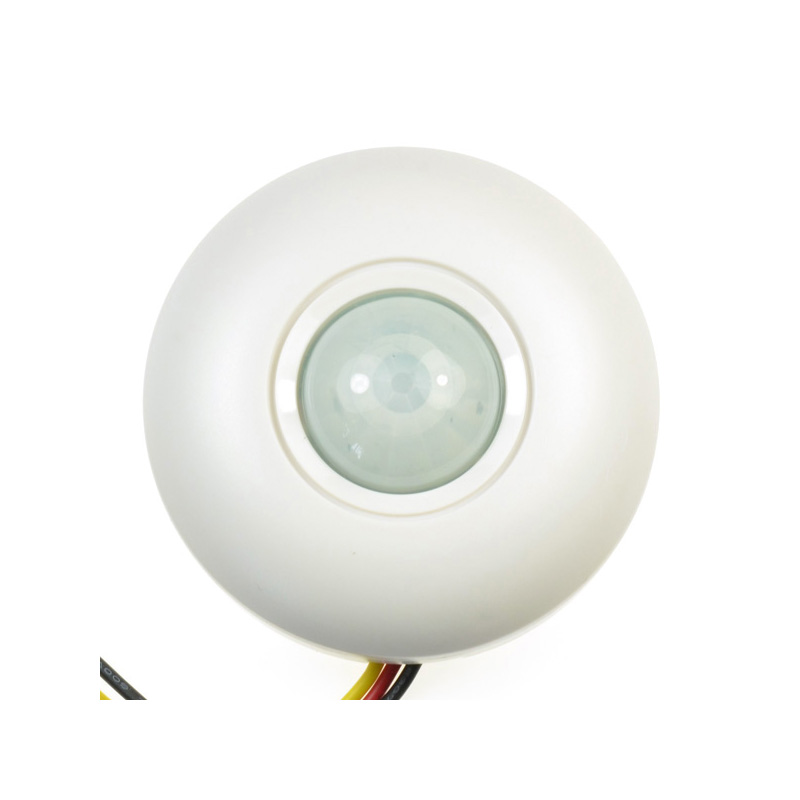 IR Infrared Motion Sensor Switch Ceiling Automatic Light Lamp Switch AC110-250V 800W 3 Wires стоимость