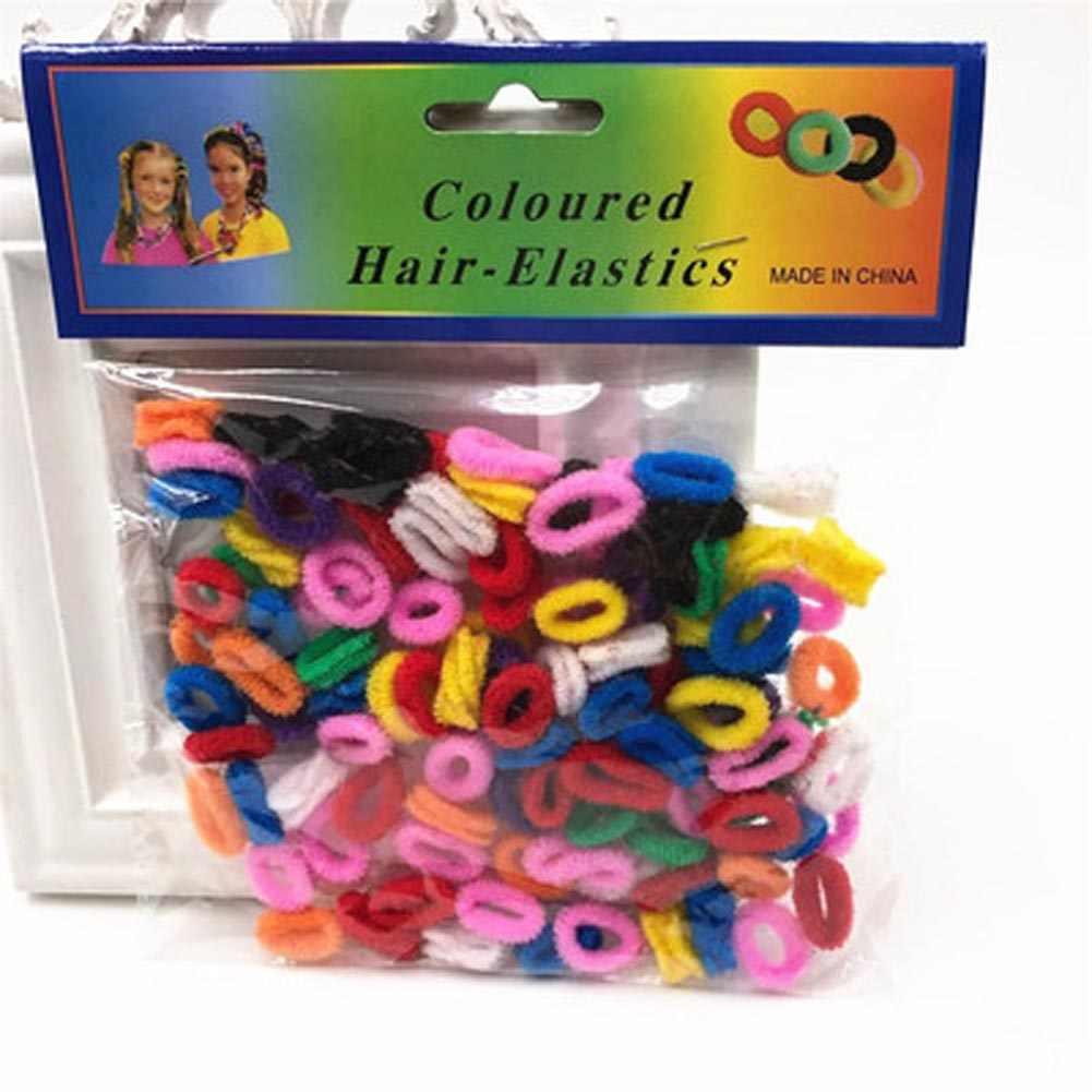 Около 80-100 шт/партия 2017 красочная Кружевная повязка на голову резинка для волос ленты для девочек детские милые аксессуары для волос повязка для волос