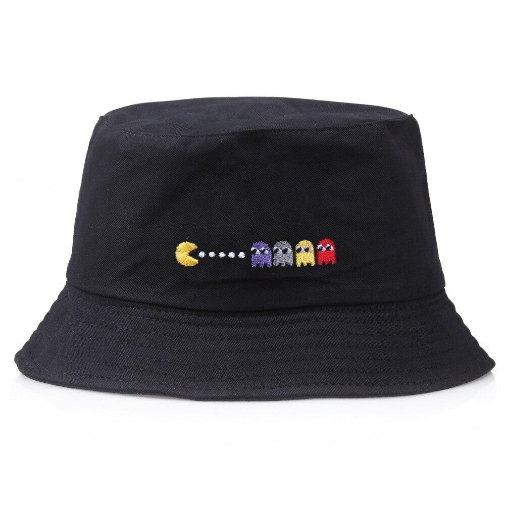 2019 New Bucket Cap Man Women Unisex Cotton Hat Bob Caps Hip Hop Cool Outdoor Sports Summer Ladies Beach Sun Fishing Bucket Hats Wide Selection;