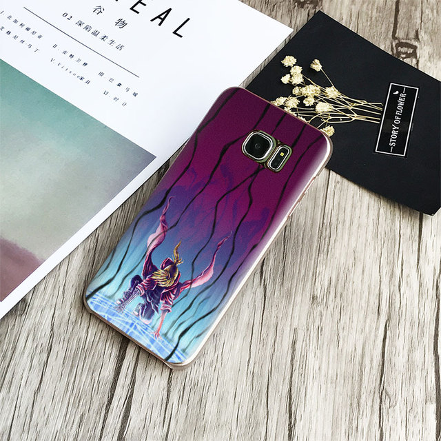 FullMetal Alchemist Anime Phone Case For Samsung