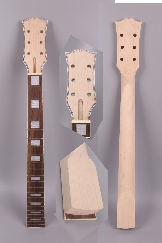 La Guitare électrique En Acajou et Touche Palissandre 22 frettes 24.75 pouce Nouveau # XLP3