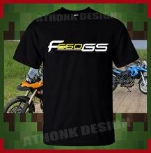 ea6e8175bf1b PADEGAO Mens T Shirts 2018 F 650 GS Motorcycle MOTORRAD FAN 100% Cotton Short  Sleeve
