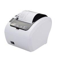 Impressora térmica do recibo da posição da impressora 80mm linha de impressão do cortador automático impressora do recibo da posição do usb