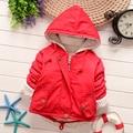 Children's clothing winter outerwear male baby child wadded jacket child cotton-padded jacket cartoon cotton-padded jacket BC073