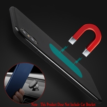 Новый Магнитная функция чехол для iPhone Xr Xs Max 8 7 6 S Мягкий силиконовый магнит чехол для Huawei p20 Pro Чехол для Автомобильный держатель телефона