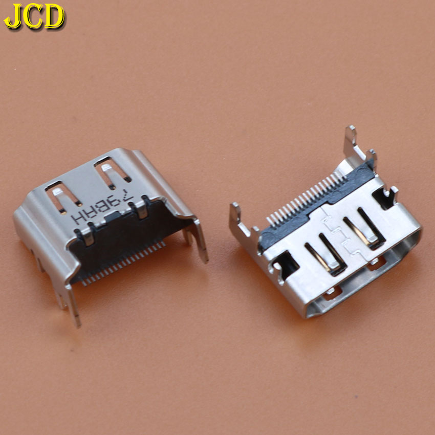 Image 5 - JCD 1pcs For Sony Playstation 4 for PS4 HDMI Port Socket Interface Connector slot replacement-in Replacement Parts & Accessories from Consumer Electronics