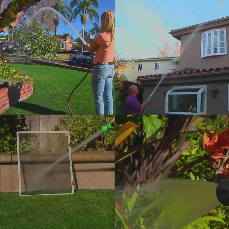 Garden High Pressure Water Gun Spray Home & Garden
