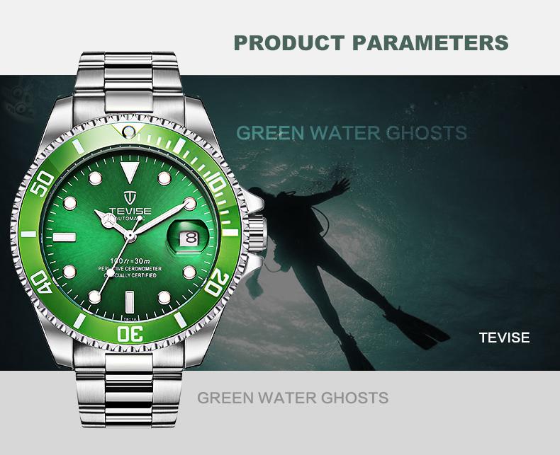 Top Brand Mechanical Watch