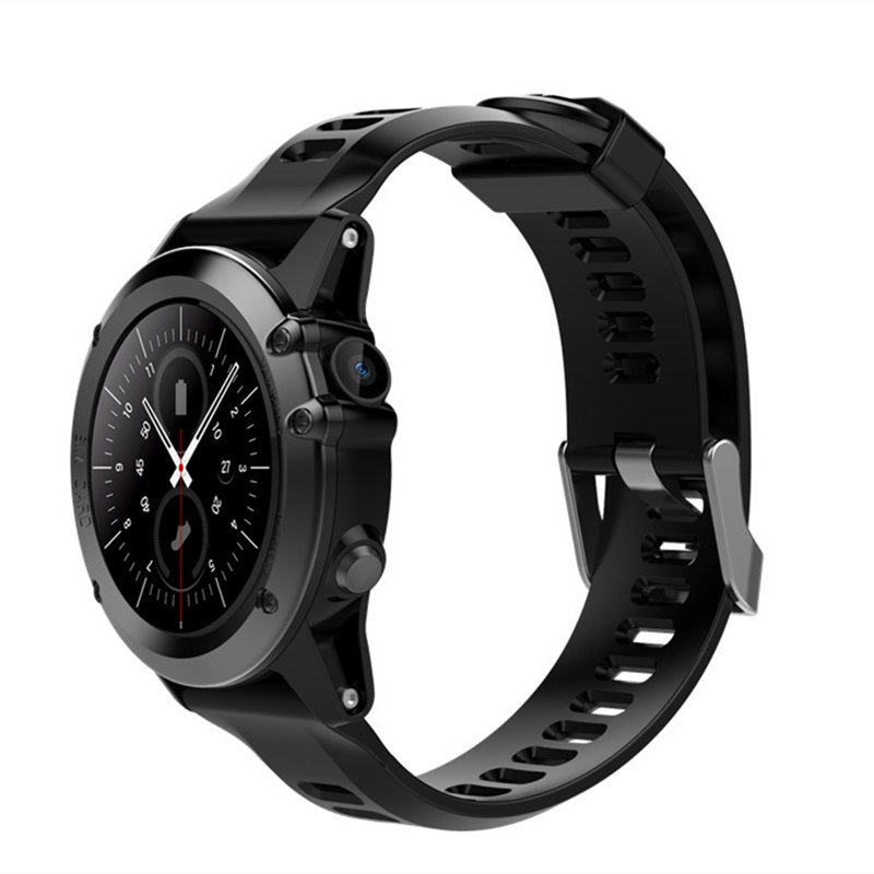 New H1 GPS Wifi 3G Smart Watch MTK6572 IP68 Waterproof 1.39inch 400*400 Heart Rate Monitor 4GB+512MB For Android IOS Camera 500W все цены