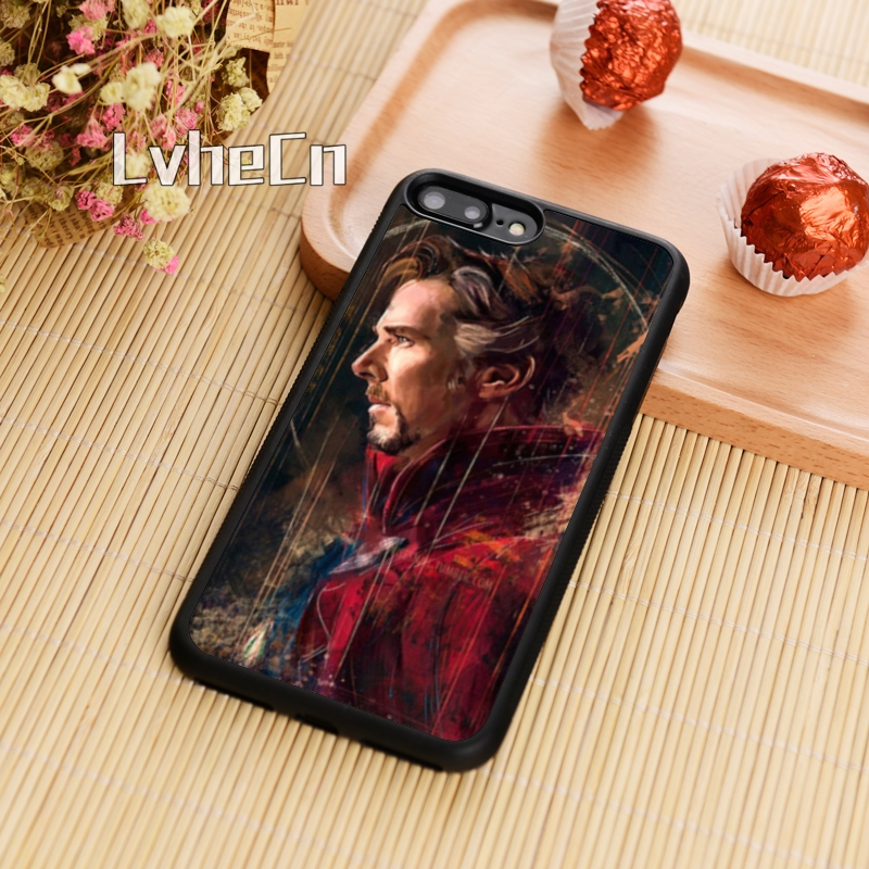 Honey Lvhecn Marvel Doctor Strange Phone Case Cover For Iphone 5 5s Se 5c 6 6s 7 8 10 X Samsung Galaxy S5 S6 S7 Edge S8 S9 Plus Note 8 To Ensure Smooth Transmission Cellphones & Telecommunications