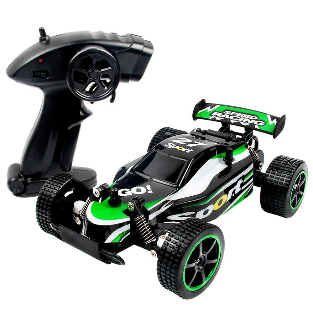 Neueste Jungen RC Auto Elektrische Spielzeug Ferngesteuertes Auto Welle Stick Lkw High Speed Control Remoto Drift Auto