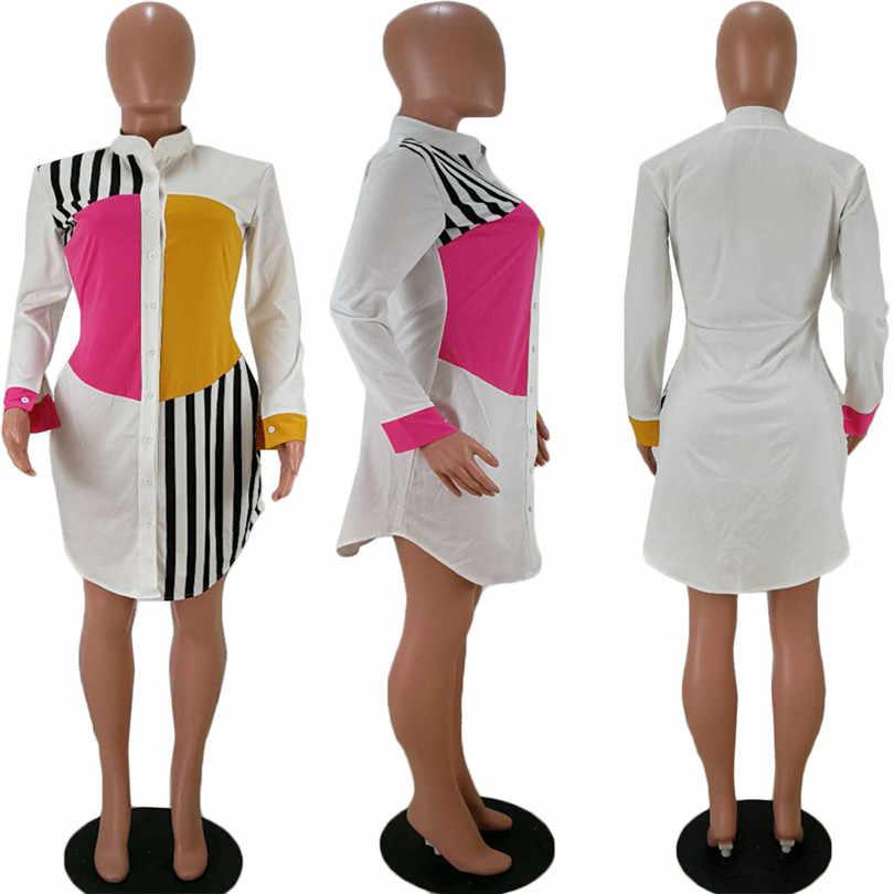 2019 African Dashiki kleid Neue Design Nahen Kleid Vollen Ärmeln Nizza printed kleid Für Dame/frauen