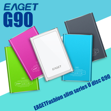 Eaget HDD External Hard Drive G90 Hard Disk usb 3.0 500GB/1TB Extreme-thin Metal Encryption hd externo Free Shipping