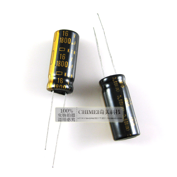Electrolytic Capacitor 16V 1800UF Capacitor