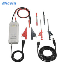 Micsig Oscilloscope DP10013 1300V 100MHz High Voltage Differential Probe Tool kit 3.5ns Rise Time yp5210 50mhz 100mhz 2600v 1300v oscilloscope probe differential probe isolation probe suitable tektronix