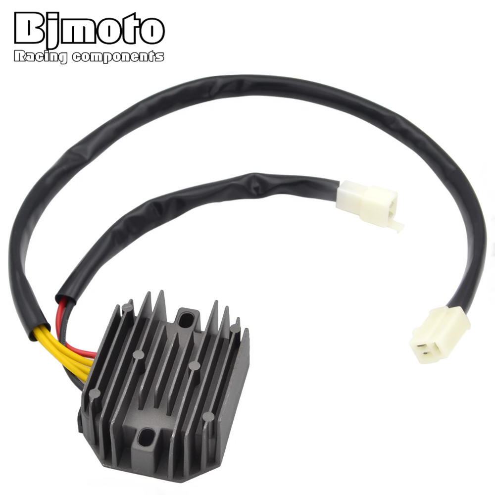 Bjmoto Motorcycle Metal 12v Regulator Rectifier For Ktm 400 Duke 620 640 Lc4 Wiring Diagram 58411034100 Exc Rally 450 625