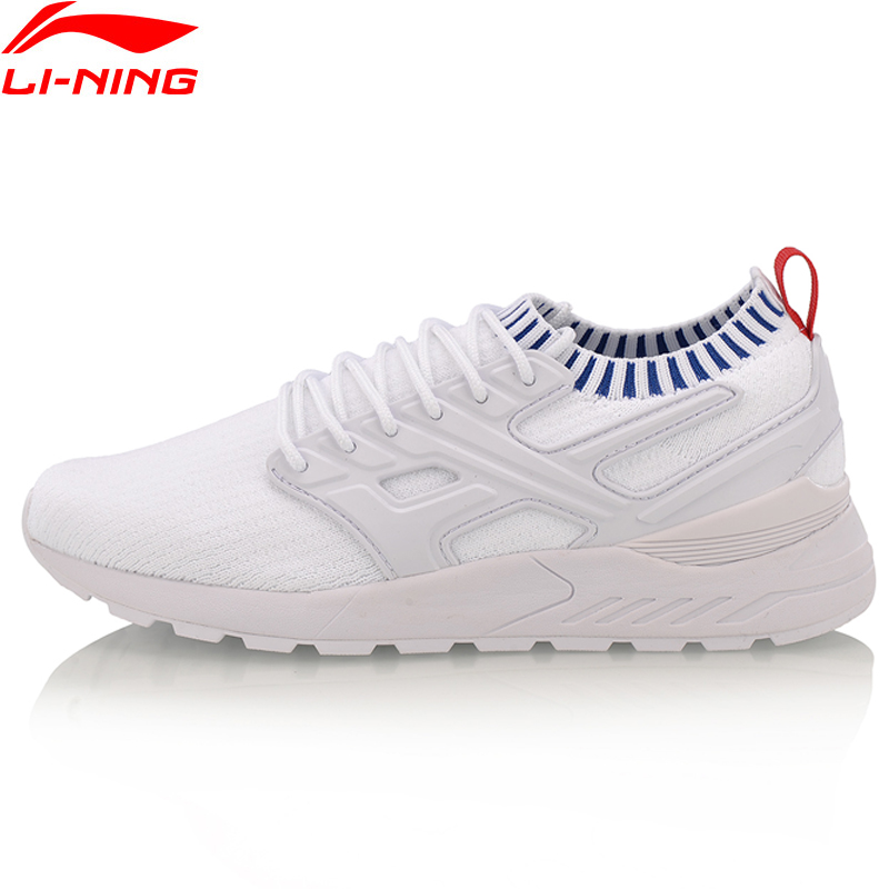 Li Ning Women TOP 2000 KT Lifestyle Shoes Fitness Comfort Sneakers Sock Like Support Stability LiNing