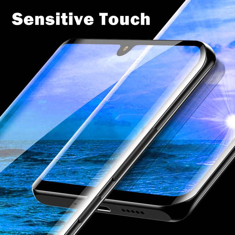 Tempered Glas Di untuk Huawei P30 Lite Kaca Pelindung P 30 Lampu P30lite Screen Protector Cam Membeli Huavei Hauwei 30 P Litep30 film