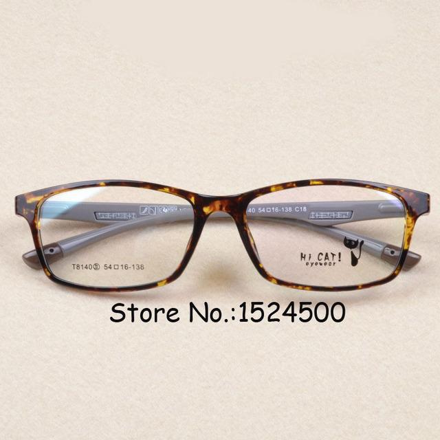 Acético TR90 Marco de los Vidrios Ópticos Mujeres de Los Hombres de La Vendimia Miopía Gafas de Diseño Gafas De Grau Gafas Feminino