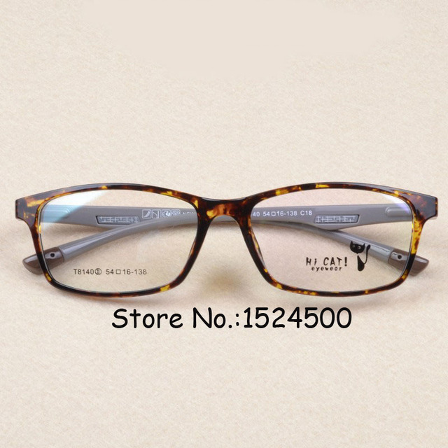 TR90 Glasses Frame Acetic Optical Men Women Vintage Myopia Design Eyewear Oculos De Grau Feminino Gafas