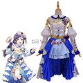 Love Live School Idol Project Tojo Nozomi Birthstone Dress Uniform Outfit Anime Cosplay Costumes
