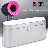 BUBM Dyson Supersonic Hair Dryer Hard Case,Magnetic Flip Anti scratch Organizer Travel Gift Case for Dyson Supersonic Hair Dryer