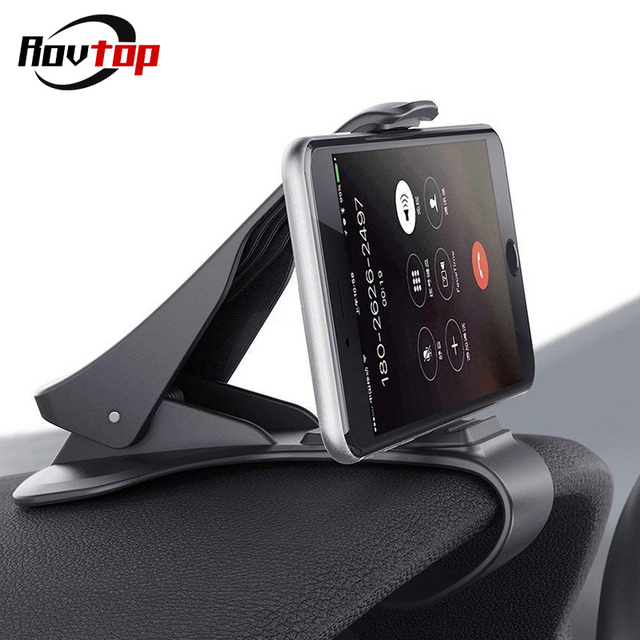 Portable Car Phone Holder Dashboard Mount Stand Car Smartphone Holder GPS Display Bracket For iphone Xiaomi Samsung Z2