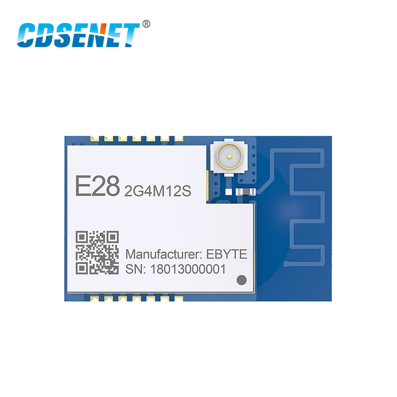Image 2 - SX1280 LoRa Bluetooth Wireless rf Transceiver 2.4 GHz Module E28 2G4M12S SPI Long Range 2.4ghz BLE rf Transmitter 2.4g Receiver-in Fixed Wireless Terminals from Cellphones & Telecommunications