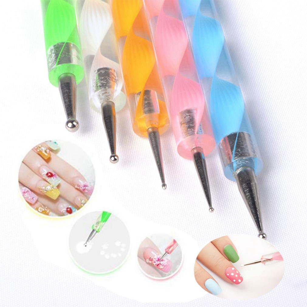 Elite99 5pcs 2way nail art dotting painting manicure tools elite99 5pcs 2way nail art dotting painting manicure tools painting pen nail art design marbleizing painting pen tool in dotting tools from beauty health prinsesfo Gallery
