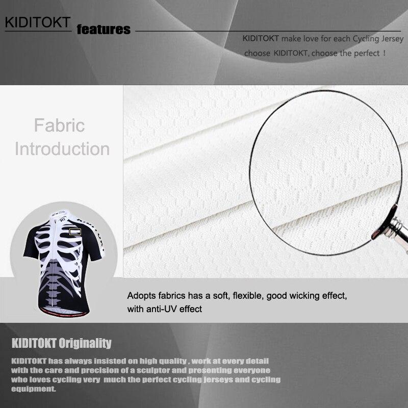 KIDITOKT Pro Γρήγορη-Ξήρανση ποδηλασία - Ποδηλασία - Φωτογραφία 3