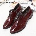 Новые Классические Британские Женщины Обувь Повседневная Обувь Высокие Верхние Женщины Дышащая Кожа Обувь Открытый Обувь ZY141