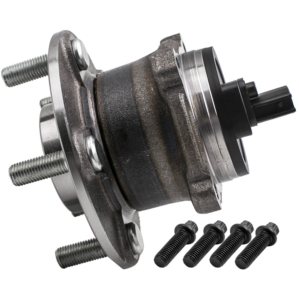 For Ford Focus MK2 & C-MAX 2004-2012 Rear Wheel Bearing Kit HUB Assembly 1230942 centric 406 45000 wheel bearing and hub assembly