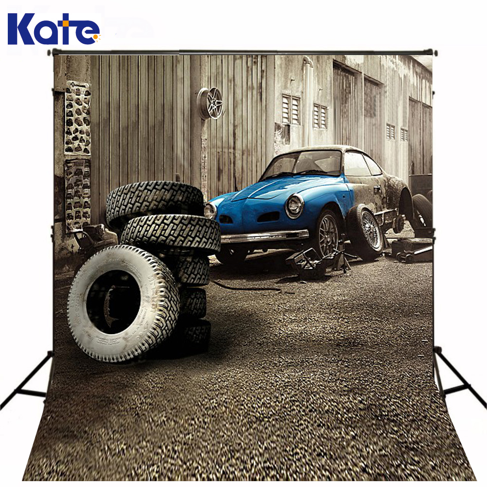 200Cm*150Cm Kate Digital Printing Retro Backgrounds Tire Wheel Rim Calipers Photography Backdrops Photo Lk 1451 200cm 150cm backgrounds large family backyard garden flowers form dense growth arches childr photography backdrops photo lk 1062