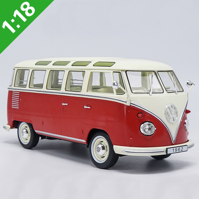118 volkswagen vw t1 samba 1962 bus kombi alloy diecast model toy 118 volkswagen vw t1 samba 1962 bus kombi alloy diecast model toy car miniature thecheapjerseys Choice Image