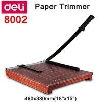 [Readstar] гастроном 8002 Руководство бумаги триммер A3 Размер 460x380 мм (18 x 15) большой бумаги триммер с масштабирования с деревянная тарелка резак