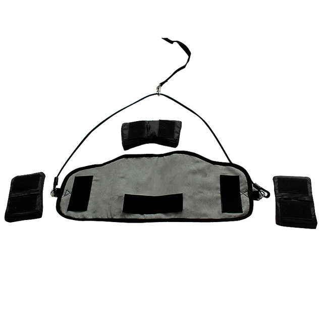 Neck Nerves Pressure Tension Headaches Pain Relief Massager Head Hammock Traction Device Cervical Posture Alignment Support