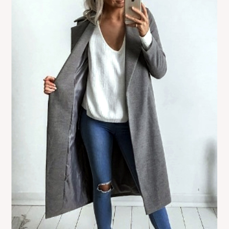 Compare Prices on Grey Wool Overcoat- Online Shopping/Buy Low ...