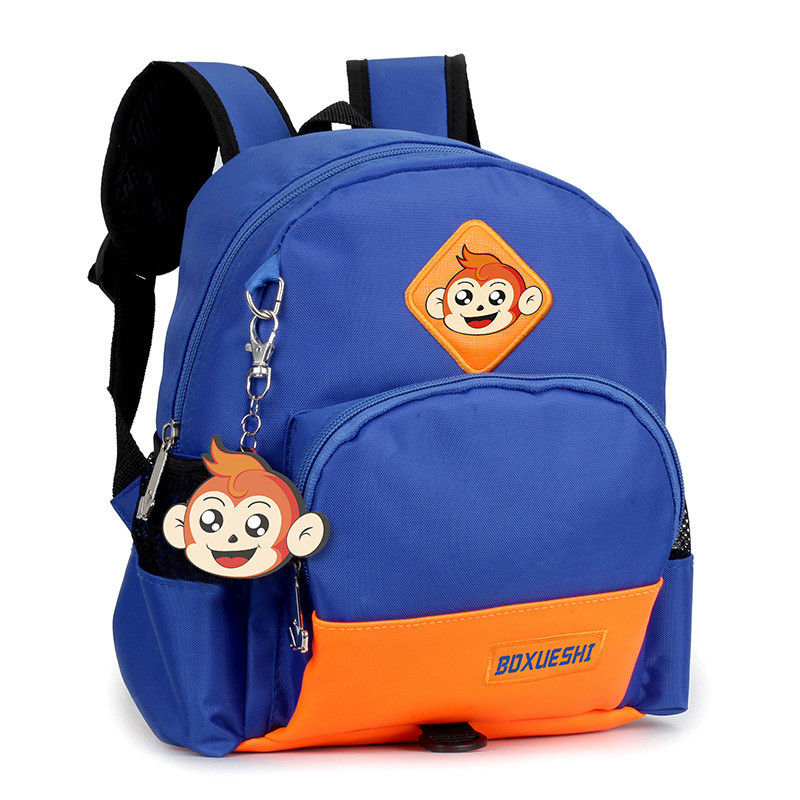 Fashion Children School Bags Cartoon Backpack Baby Toddler Kids Book Bag Kindergarten Boy Girl Backpacking Mochila Infantil