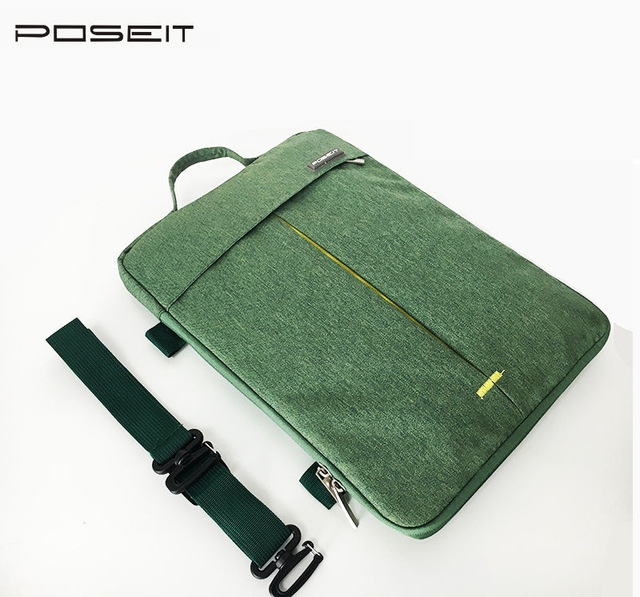 Convertible Tablet Laptop Sleeve Case Shoulder Bag For Macbook HP Lenovo ThinkPa