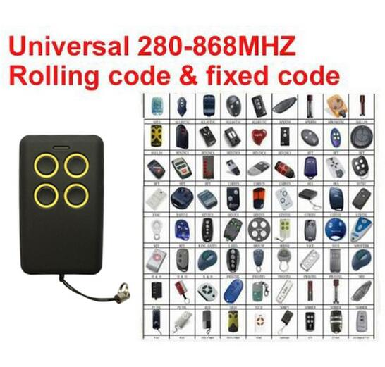 где купить Auto-Scan 280mhz - 868mhz Multi Frequency rolling code and fixed code remote control face to face copy по лучшей цене